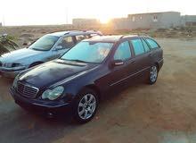 مرسيدس c200 2004