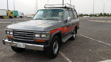 1989 Used Land Cruiser with Manual transmission is available for sale