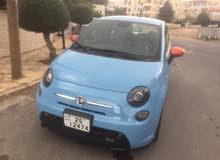 Automatic Fiat 500e 2015