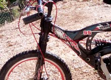 دراجةvtt