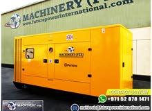 Power Diesel Generators original and from branded companies