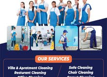 A complete cleaning, Sanitizer and Pest control service