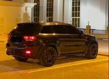 dhs 68000/= srt8 jeep grand cherokee 2013 top gulf spec