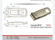 شركة تصنيع قطع الغيار الباردة وحاويات الآلات في إيران يتطلب مندوب مبيعات في العر