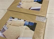2 duvet cover sets - طقمين سرير مل واحد 6 قطع جديد