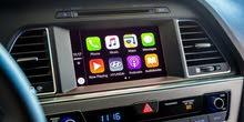 تحديث شاشات هايونداي و كيا CarPlay & Android auto