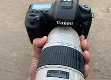 Canon 7dmark2 with 70-200mm and 50mm
