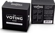 بطاقات The voting game