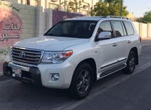 Toyota Land Cruiser VX-R 2015