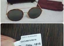 authentic GUCCI sungglass original price 1615 Aed selling very LOW price