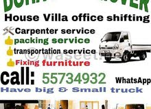 Furniture open fixing pickup Any time service Qatar Call