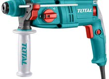 دريل مطرقة أصلي من توتال/Original rotary hammer from Total