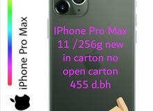 IPhone11 Pro Max 256g