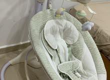 هزاز لنوم الاطفال بسرعة درجتين، استعمال خفيف جداً