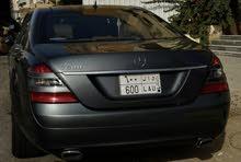 للبيع سياره مرسيدس بانوراما فل اوبشن  S600
