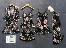pajam Set sleepwear silky new style 2021