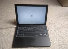 -MacBook with wireless mouse with 4gb ram 250gb hard disk used Look like brand new 0545711908