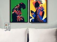 منصة لإقتناء لوحات يختص ببيع لوحات الجدارية