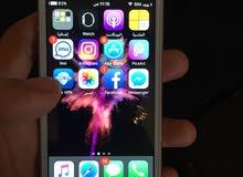 ايفون 5G اصلي امريكي استعمال نضيف وتلفون مافيشي عيوب شغال مية في لمية