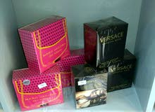برفيوم مارك جاكوبس و Versace