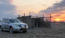 Gasoline Fuel/Power   Mitsubishi Outlander 2007