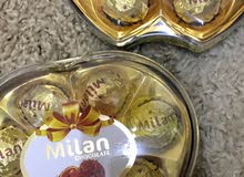 milan chocolate
