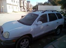 Hyundai Santa Fe made in 2005 for sale