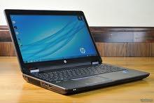 HP ZBOOK 15 G2 CORE I7 QM رمات 16 جيجا +فيجا10 جيجا / لبرامج2019 و 2020