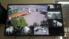 كاميرات مراقبة عرض الخمسة ميجا من هايكفيجن