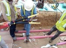 مهندس كهرباء خبرة بمشاريع شركة الكهرباء السعودية Electrical Engineer with transferable iqama