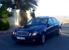 Mercedes Benz E 200 2004 For sale - Blue color