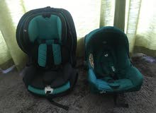 2 Car Seats for Infant and Toddler ( JOIE JUNIORS Brands )