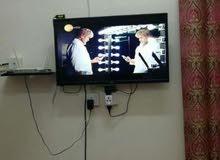 تلفزيون للبيع  شبه الجديد