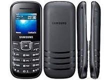 Samsung Keystone2 GT-E1207Y DOUBLE SIM - Noir