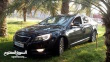 Black Kia Cadenza 2012 for sale