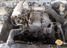 Used condition Ford Fusion 2005 with +200,000 km mileage