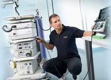 دبلوم مهني صيانة المعدات الطبية