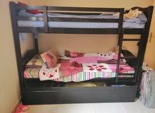 سرير اطفال دورين - kids bed two level