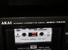 AKAI cassette