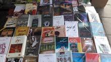 يوجد لدينا جميع الكتب و الروايات و نشتري الكتب المستعملة