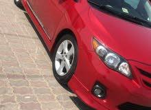 Automatic Toyota 2011 for sale - Used - Saham city