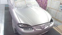 تصليح ودهان وبولش كافة انواع السيارات
