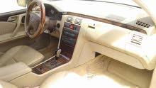 البيع بصك\ مرسيدس v6 موديل 2002 معدله من شركة BRABUS جميع المزايا وكمبيو ومحرك بانوراما استيراد خاص