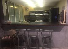 شقة للبيع بمدينة نصر عمارة حديثة تانى بلكونة بين مكرم وعباس شارع تجارى 260م الترا سوبر لوكس فندقى