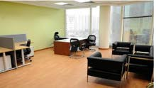 Furnished Offices for rent - Olyaa