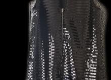 فستان سعرة اسود قصير