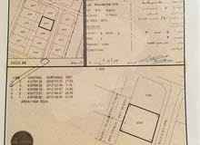 ارض للبيع في المعبيلة الجنوبية السادسة بقرب من مسجد عزان بن قيس
