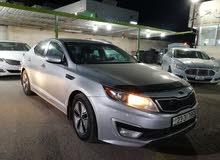 For sale 2013 Silver Optima