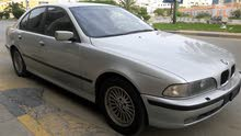 Silver BMW 540 2000 for sale