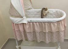 للبيع سرير اطفال مواليد